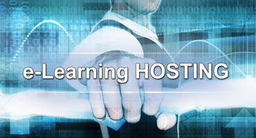 e learning hosting web
