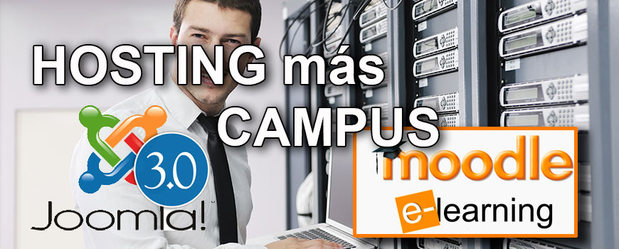 hosting campus web